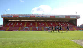 Ashton Gate to host Semi Final