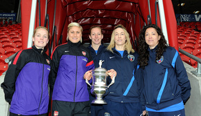 FA WOMEN'S CUP FINAL TICKET NEWS