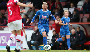 Arsenal Ladies 2 Blues Ladies 1