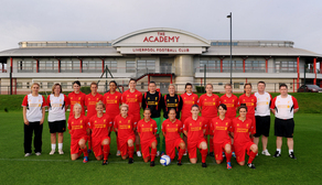 First Team Squad + Managers