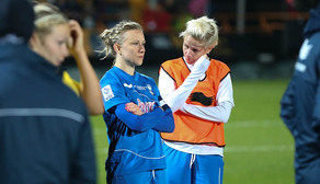 Laura Bassett talks about her break