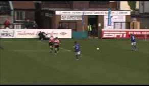 Hinnigan Scores Late Winner