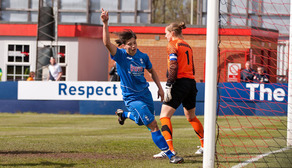 BLUES LADIES 4 BRISTOL ACADEMY  1