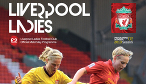 Your official LFC Ladies program