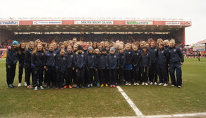 Vixens at Ashton Gate