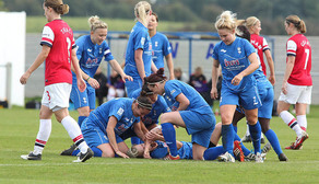 BLUES LADIES 1 ARSENAL LADIES 1