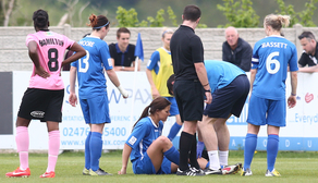Rachel Unitt injury blow