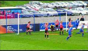 BLUES LADIES 4 DONCASTER 0