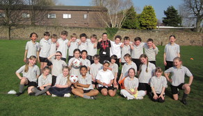 Bishop Martin Primary School Year 5