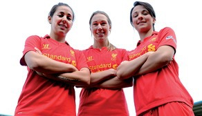 FREE LIVERPOOL LADIES TICKETS!