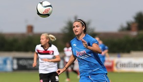 LINCOLN LADIES 1 BLUES LADIES 2