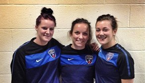 Vixens selected for La Manga