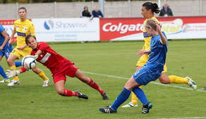 BLUES LADIES 2 VERONA 0