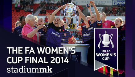 FA Women's Cup Final tickets are now on sale