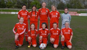 Liverpool's U12s before taking on Everton