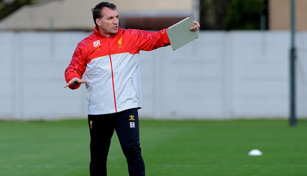 Brendan Rodgers has given the Liverpool Ladies his full backing