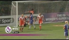 Chelsea v Bristol Academy 2-1