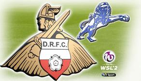 REPORT: Belles 4 - 1 Millwall
