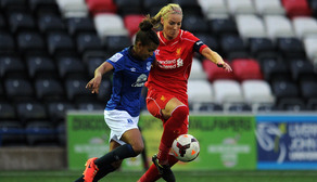 Photo gallery: Reds draw with Blues