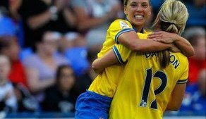 Liverpool 0-3 Arsenal FAWSL goals and highlights