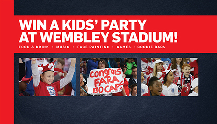 Win An England Party