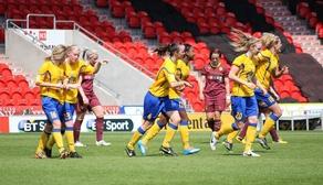 FULL-TIME: Belles 2-0 Watford