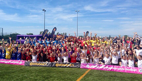 Dorset Girls Festival great success