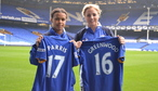 Alex Greenwood and Nikita Parris Interviews