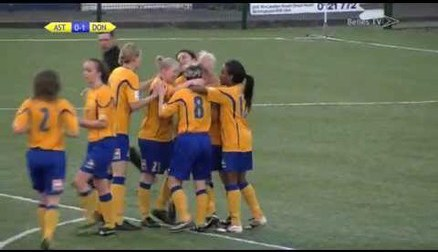 Highlights from the opening game of the FA WSL season as the Belles traveled to Aston Villa.