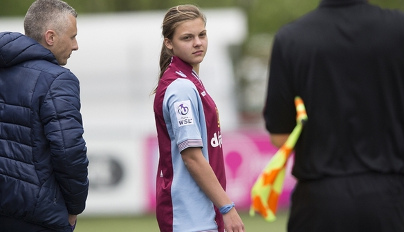 Sarah Mayling ready for Sunderland action