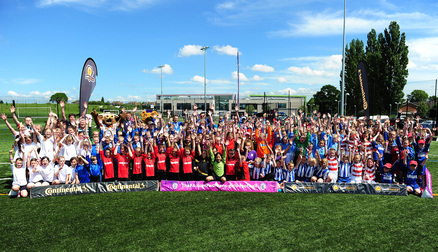 FA Girl's Football Festival Hereford