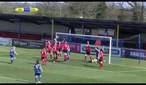Highlights: Birmingham City (A) FA Women's Cup - 13/4/14
