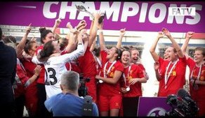 Behind the scenes of Liverpool's FAWSL winning match vs Bristol Academy