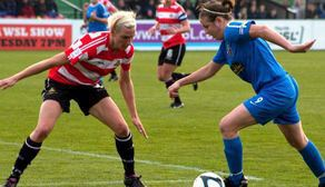 Injury Time Heartbreak For Belles