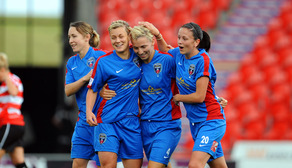 Stunning Strike Defeats Belles