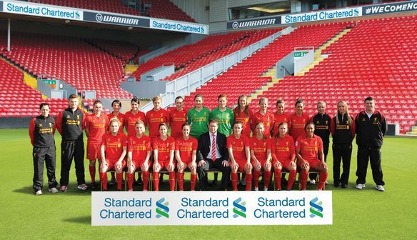 Squad photo 2013