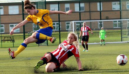 SAFC Dev v Doncaster Rovers Belles Dev