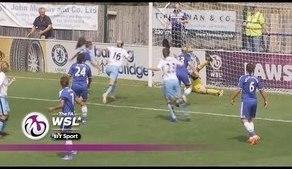 Chelsea v Manchester City 2-1