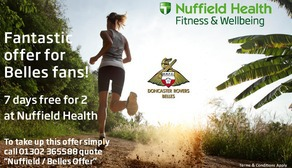 Get 7 Days FREE at Nuffield Health