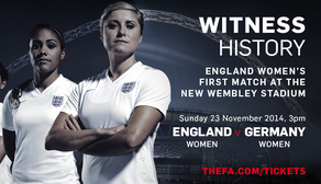 ENGLAND: Coach to Run to Wembley