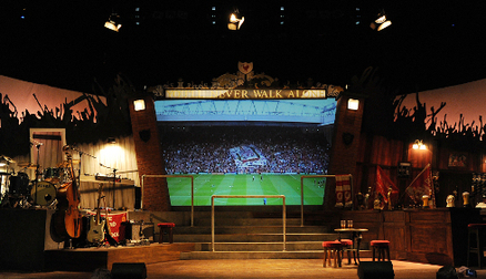 YNWA at the Royal Court Theatre