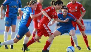 Apr 23 Bristol Academy Women 1 Liverpool Ladies 1