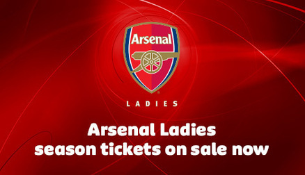 Season Tickets on Sale