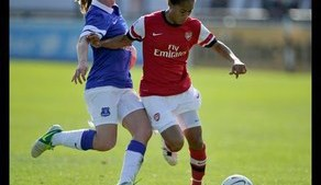 Everton vs Arsenal 1-2, FAWSL Goals & Highlights .