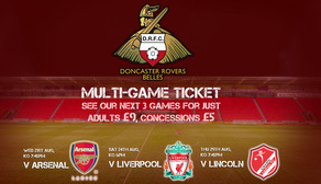 Multi-Game Tickets