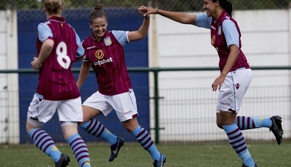 Chloe Jones delighted after Royals goal