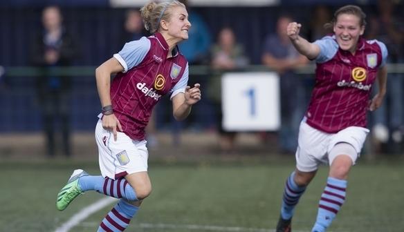 Katie Wilkinson thrilled with Emma Follis goal