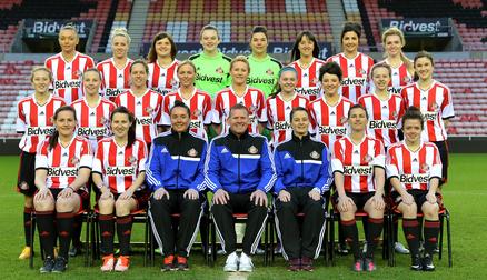 Sunderland AFC Ladies 2014