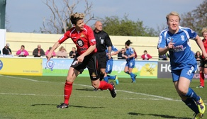 Birmingham City Ladies 3-1 Belles
