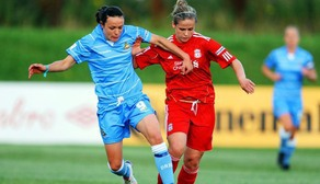 Belles Get Away Win On Merseyside